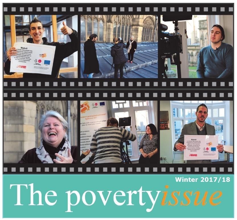 Greater Manchester Housing Providers Anti Poverty Newsletter - Winter 2017/18